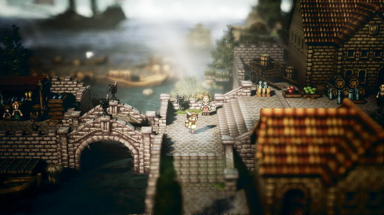 Ο μαγικός κόσμος του παιχνιδιού μπορεί να σας κρατήσει απασχολημένους για πολλές ώρες.