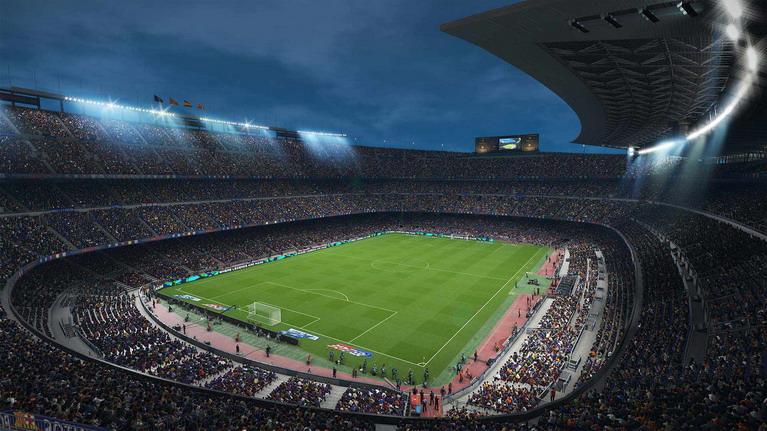 Τα επίσημα γήπεδα είναι λίγα αλλά καλοσχεδιασμένα.