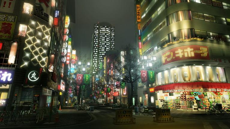 Η αναπαράσταση του Τόκιο είναι ωραία και πειστική.