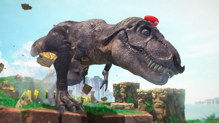 Μαριόσαυρος. Σπάνιο είδος.