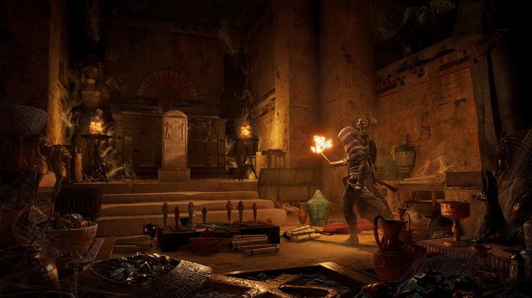 Το tomb raiding επιστρέφει και είναι απολαυστικό.