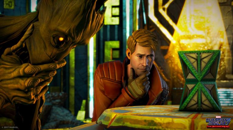 Το Eternity Forge, η αιτία για όσα συμβαίνουν στο παιχνίδι.
