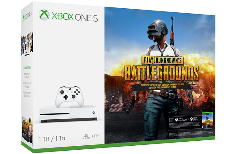 xbox one s pu battlegrounds bundle