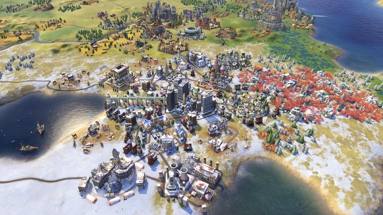 """Η """"ξεστακαρισμένη"""" ανάπτυξη των πόλεων συνεχίζει να είναι το πιο ενδιαφέρον και δημιουργικό σύστημα του παιχνιδιού."""