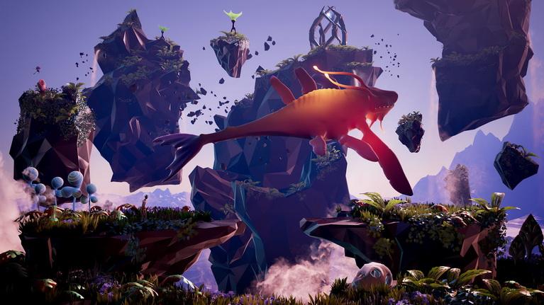 Η χλωρίδα και η πανίδα είναι από τα πιο εντυπωσιακά στοιχεία του παιχνιδιού.