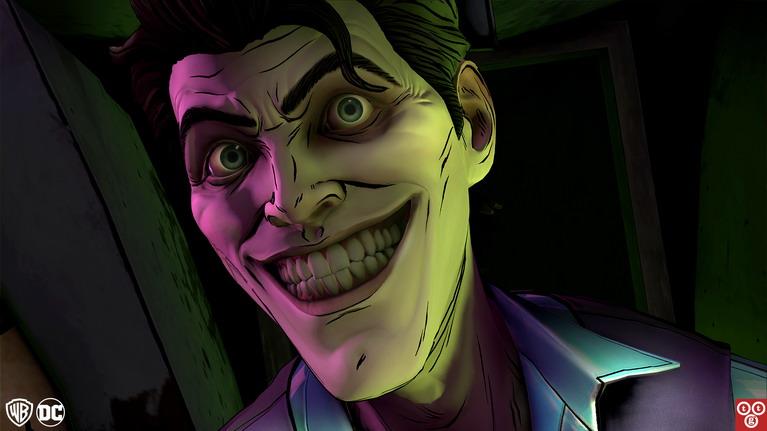 Ο Joker είναι ο πραγματικός σταρ του παιχνιδιού.