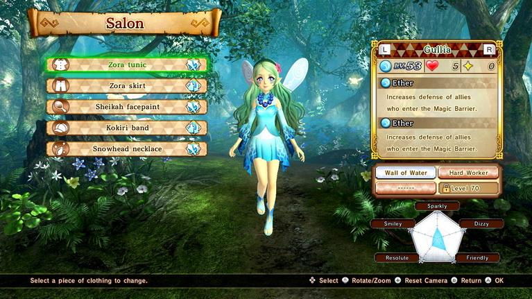 Το my fairy είναι λίγο RPG, κομμάτι φετιχιστικό... εσείς αποφασίζετε.