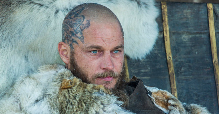All hail King Ragnar!