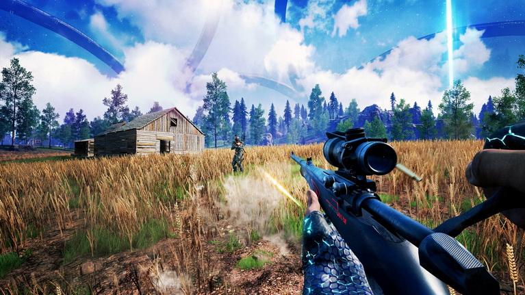 To sniping έχει καλή αίσθηση και το Kar98 έγινε το αγαπημενό μου όπλο.