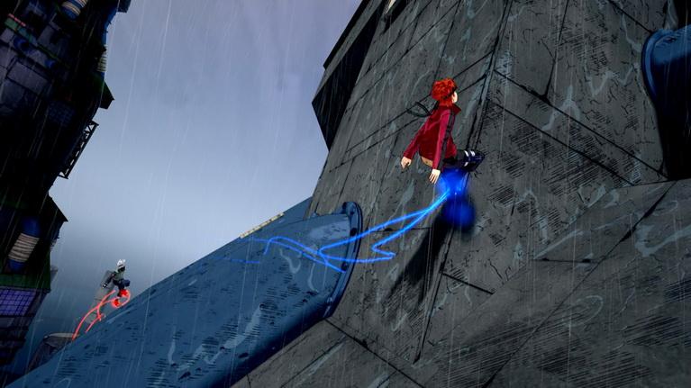 Η κίνηση των χαρακτήρων στο χώρο είναι αψεγαδίαστη και φυσική, ακριβώς όπως στο anime!