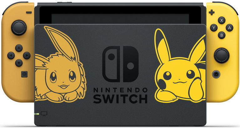switch pokemon lets go bundle