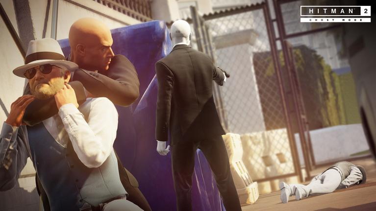 Το ghost mode φέρνει ανταγωνιστικό multiplayer στη σειρά Hitman.