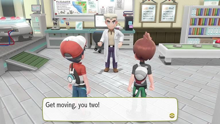 Pokemon: Let's Go Review