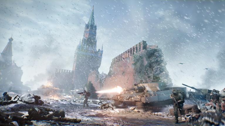 Συμπεριλαμβάνεται και χάρτης με χιόνια, όπως αρέσει σε πολλούς παίκτες.