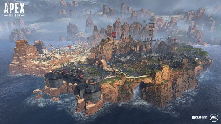 Ο χάρτης έχει ικανοποιητικό μέγεθος και ποικιλία για 60 παίκτες.