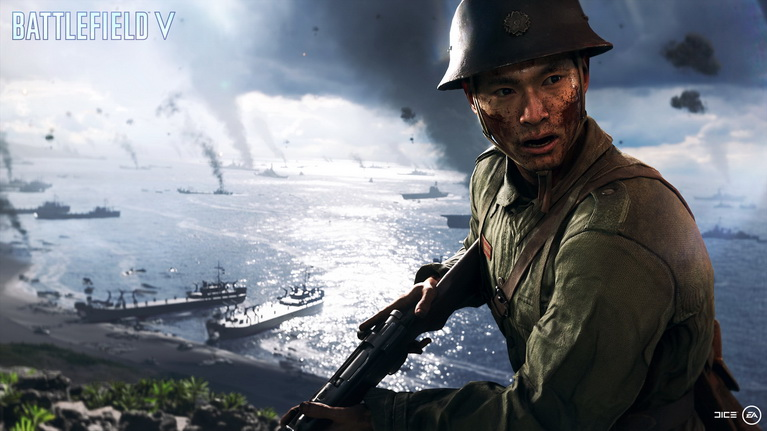 Battlefield 5: Ο πόλεμος συνεχίζεται σε Ειρηνικό και... μετρό