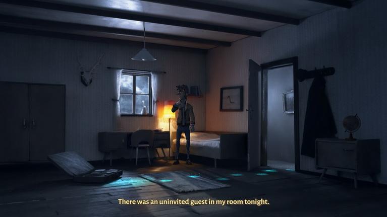 Ο φωτισμός ξεχωρίζει ακόμα και τη νύχτα.
