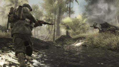 Το World at War θα περιέχει co-op play, κάτι πρωτοφανές για το franchise