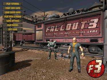 Van Buren - κάπως έτσι ήταν το Fallout 3 πριν το αγοράσει η Bethesda