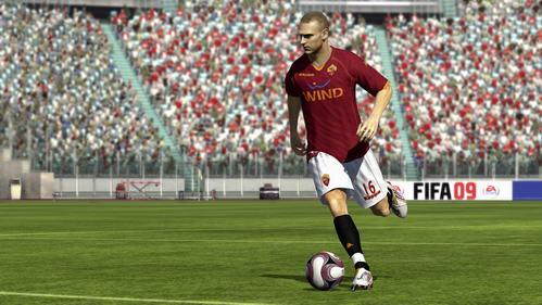 Όπως και οι προκάτοχοί του, το FIFA 09 διαθέτει εκπληκτικά μοντέλα παικτών