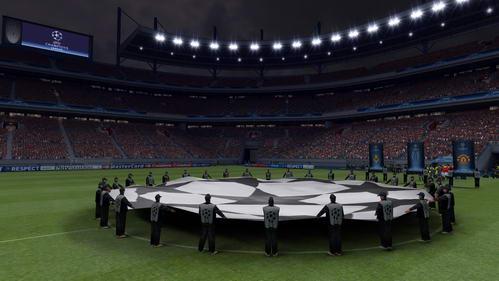 ...φέτος όμως άλλαξαν τα δεδομένα λόγω της αποκλειστικής συμφωνίας της Konami με την UEFA για το CL