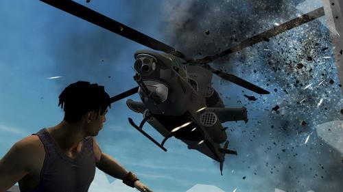 Οι αποστολές με τα ελικόπτερα είναι αρκετά πιο διασκεδαστικές από τις υπόλοιπες