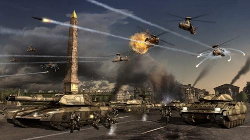 O 3ος Παγκόσμιος Πόλεμος σε όλη του τη μεγαλοπρέπεια!