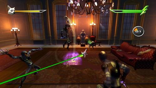 Το παιχνίδι μοιάζει κάπως έτσι, αλλά η εικόνα είναι απο την Xbox 360 έκδοση, δεν υπάρχουν και πολλές εικόνες από το PS2...