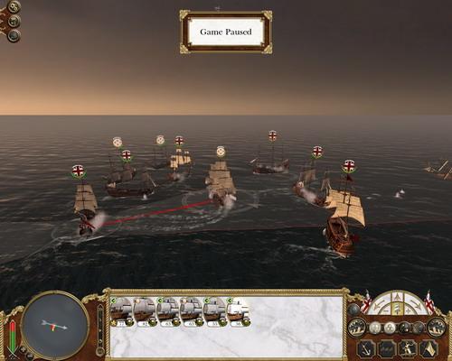 Εδώ τα ισπανικά πλοιά δεν φαίνεται να έχουν πολλές ελπίδες