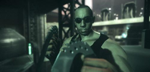 Ο Vin Diesel δίνει ρέστα ως Riddick