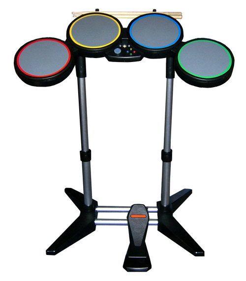 Drums του Rock Band: τα παλιά είναι πολύ θορυβώδη αλλά αυτό δεν μας νοιάζει!