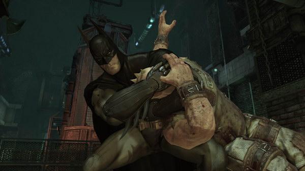 To Batman: Arkham Asylum μας άφησε άφωνους με την ποιότητά του.