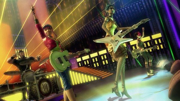 Ω, παρέα των παλιών Guitar Hero, πού καταντήσατε...