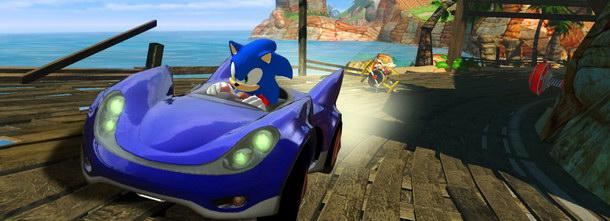 sonic sega racing news v2