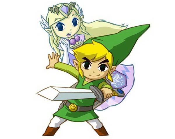 Άντε μωρή Zelda βοήθα και εσύ μια φορά να σε σώσω...