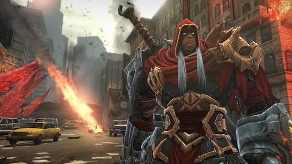 Ο Πόλεμος είναι από τους πιο ''cool'' ήρωες που έχουν εμφανιστεί σε παιχνίδι τα τελευταία χρόνια.