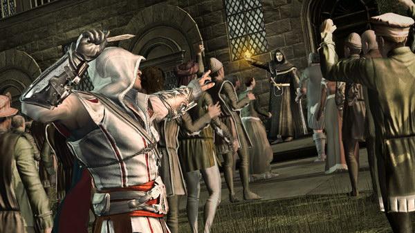 Ezio εναντιον Savonarola...