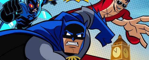 batman brave bold news v2