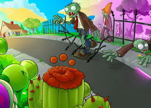 plants vs zombies start