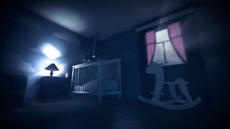 Η αρχή και το τέλος κάθε εφιάλτη... το παιδικό δωμάτιο.
