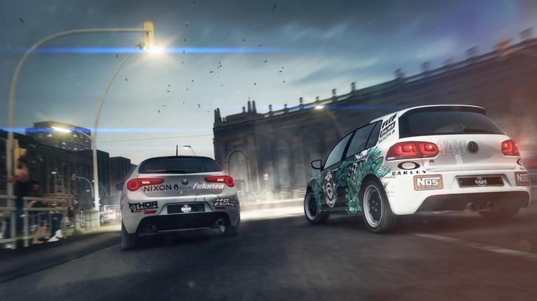 Στο multiplayer, ακόμα και τα αυτοκίνητα της πρώτης κατηγορίας δύναμης, με αναβαθμίσεις μπορούν να γίνουν εξαιρετικά εργαλεία. Ειδικά το Golf.