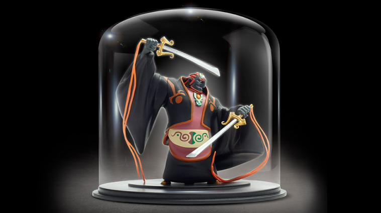zelda ww limited edition Ganondorf