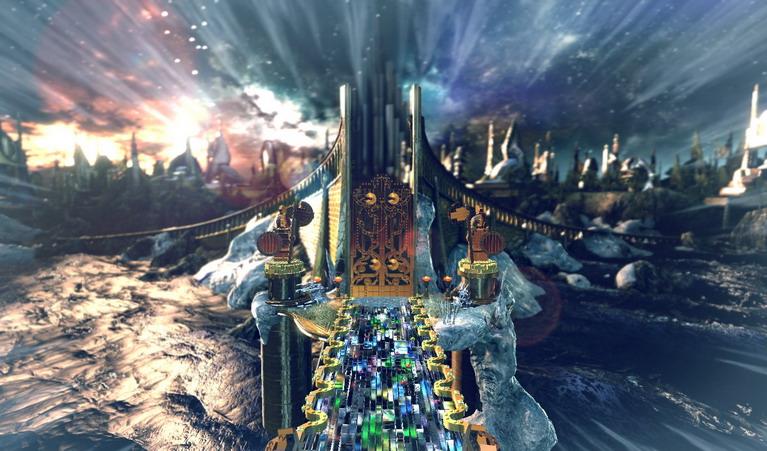 Το μυθικό Asgard είναι από τις ομορφότερες τοποθεσίες του παιχνιδιού.