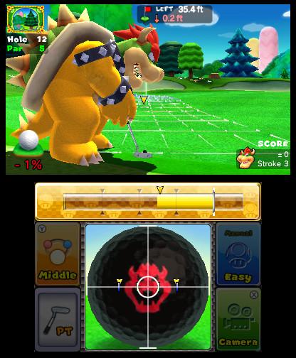 Πρώτα απαγάγουμε την πριγκίπισσα και μετά παίζουμε γκολφ μαζί της;