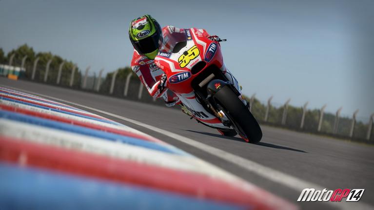 Ο ρεαλιστικός χειρισμός είναι το βασικό προτέρημα του MotoGP 14.