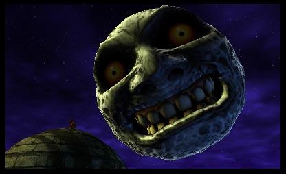 Το φεγγάρι του τρόμου.
