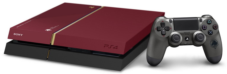 ps4 metal gear solid 5 limited edition bundle