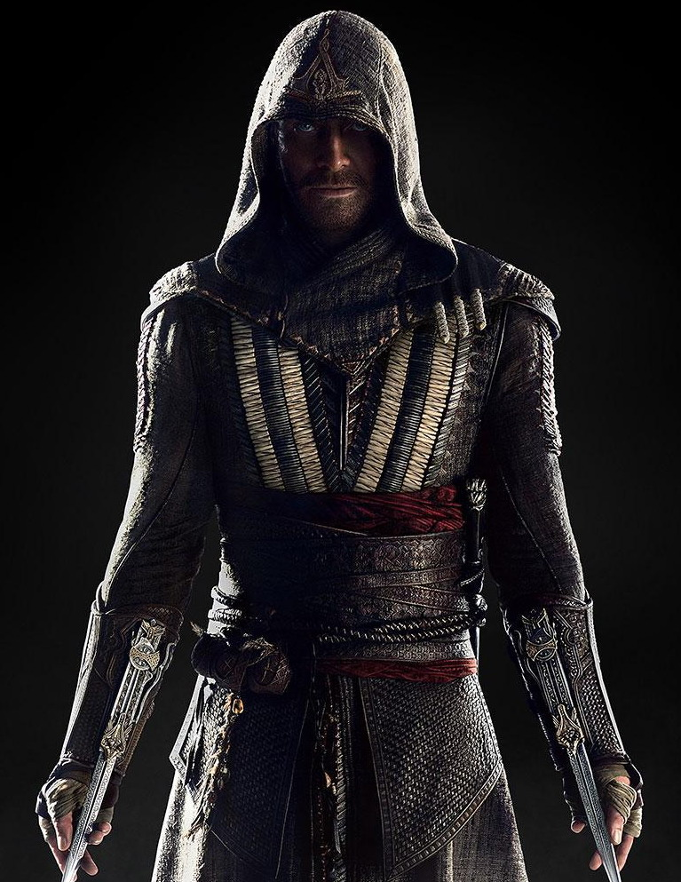 assassins creed movie michael fassbender