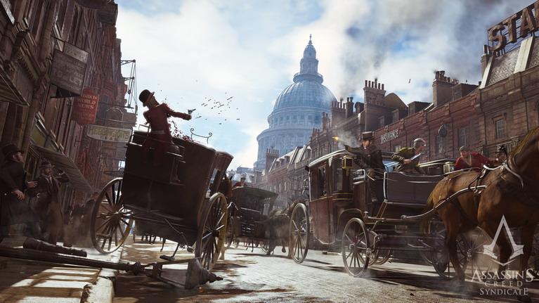 Τα οχήματα παίζουν σημαντικό ρόλο στο παιχνίδι.