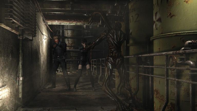 Στο νέο Wesker bonus mode παίζετε με τον Albert Wesker των πρόσφατων Resident Evil.